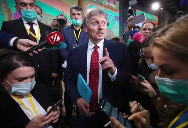В Кремле оценили шансы на возвращение послов США и России к месту службы