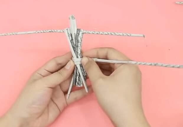 Эффектная интерьерная статуэтка из обычного джута: простая техника, великолепный результат