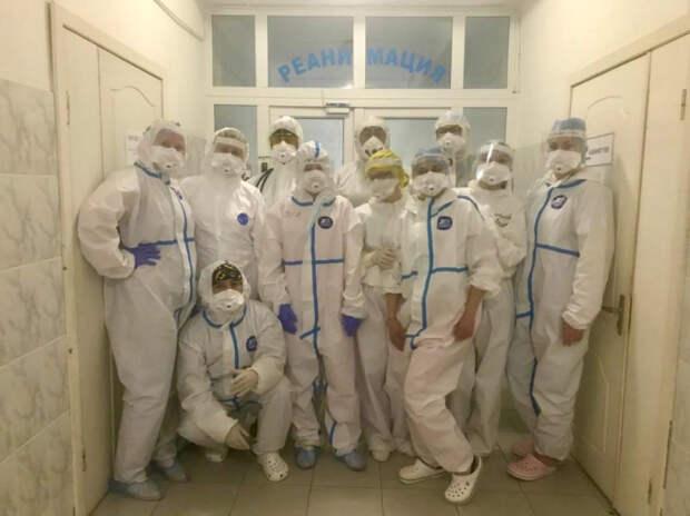 На Кубани врачи 103 дня боролись за жизнь пациентки с коронавирусом