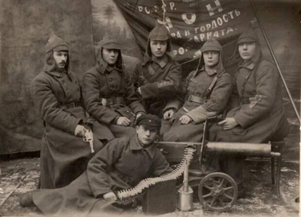 ЧОНы: главные тайны партийного спецназа большевиков