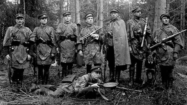 «Лесные братья» и другие партизаны, которые воевали против СССР