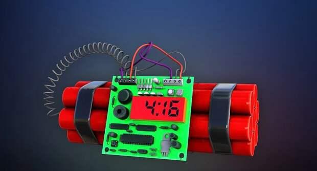 Специалисты разъяснили, как распознать взрывное устройство