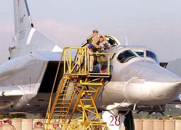 Талибам пригрозили российскими бомбардировщиками Ту-22М3