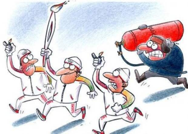 Карикатурки. 15 улыбалок :)