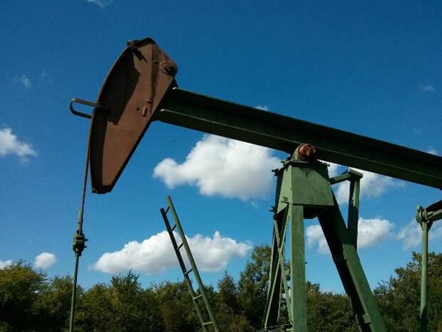 Стоимость нефти Brent закрепилась выше $67 за баррель