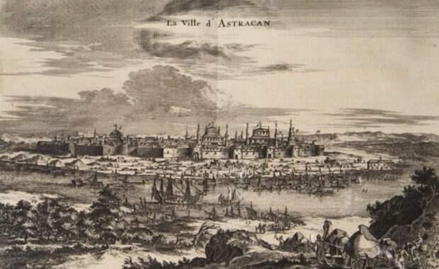 «Крым и его соседи»: как ханы осколков Золотой Орды делили астраханский престол