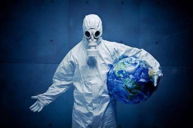 Пандемия COVID-19: невакцинированные люди являются фабриками по производству новых штаммов