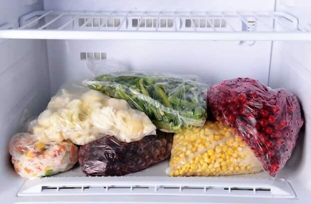 Секрет, который поможет увеличить ёмкость морозилки вдвое