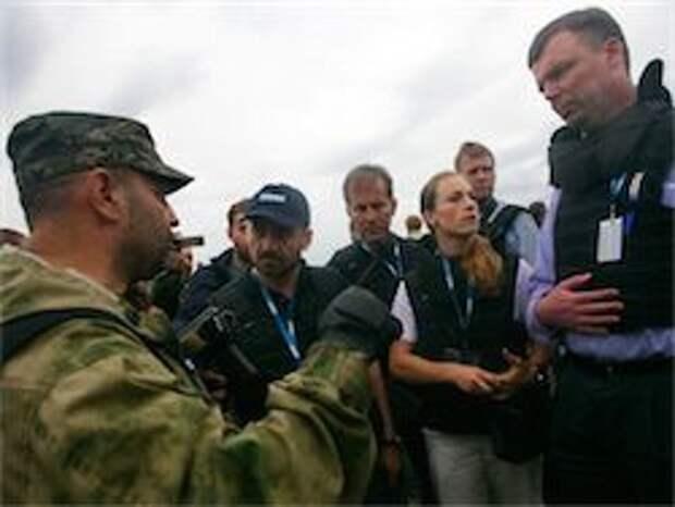 Новость на Newsland: СМИ: в ДНР намерены прекратить работу с ОБСЕ в отношении Boeing