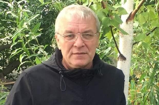 Александр Дюмин проходит реабилитацию после инсульта
