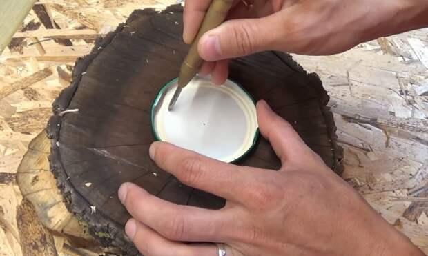 С помощью обычной винтовой крышки можно приготовить поразительное блюдо