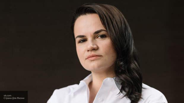 Тихановская объявила себя победительницей президентских выборов в Белоруссии