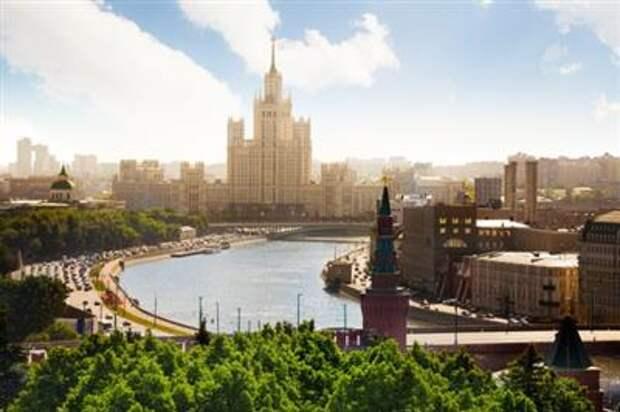 Москва поднялась с 23-го на 18-е место в отчете о благосостоянии швейцарского банка Julius Baer