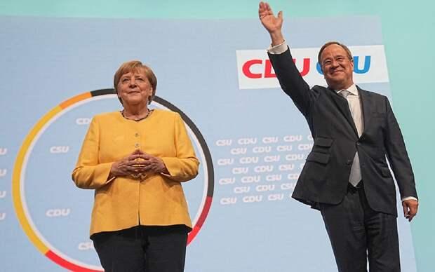 Более 60% немцев не хотят видеть преемника Меркель главой партии ХДС