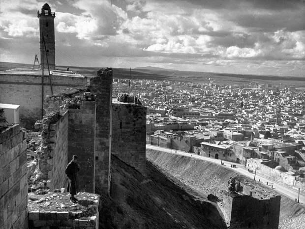 Syria1940 06 Сирия времен Второй Мировой