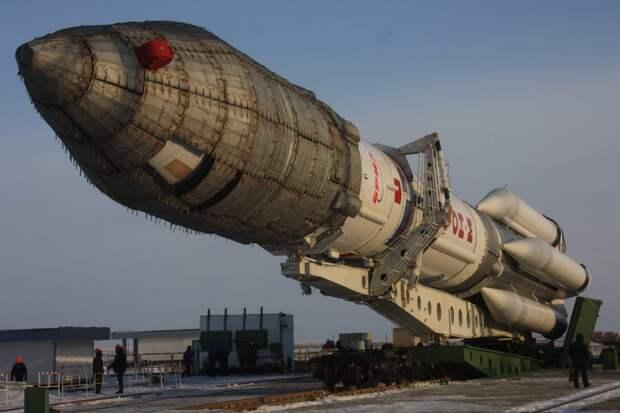 Казахстан примет участие в разработке российской сверхтяжёлой ракеты