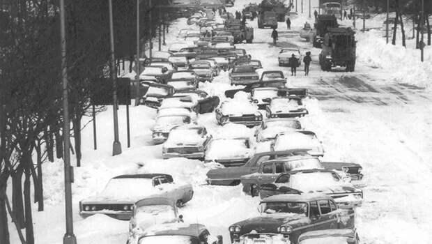 10 сильнейших снегопадов в истории