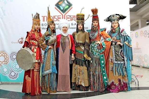 В Москве состоялся Восточный Базар «Тюбетейка»