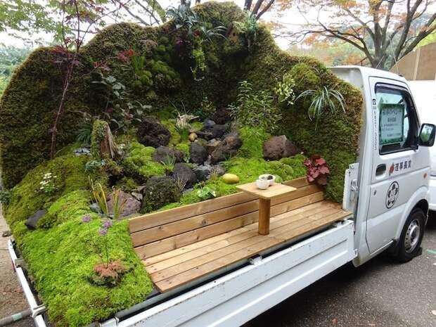 Необычные сады (подборка)