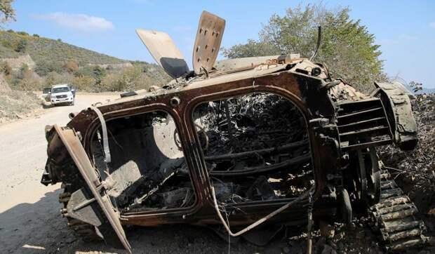 Военный эксперт: Армения терпит полное поражение в Карабахе