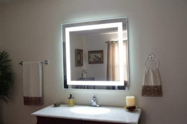 Если зеркало запотевает: как решить одну из самых надоевших проблем в любой квартире?