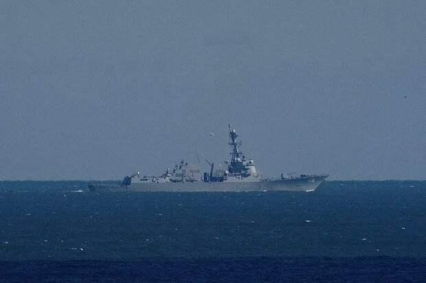 ВМС США направили в Чёрное море второй боевой корабль