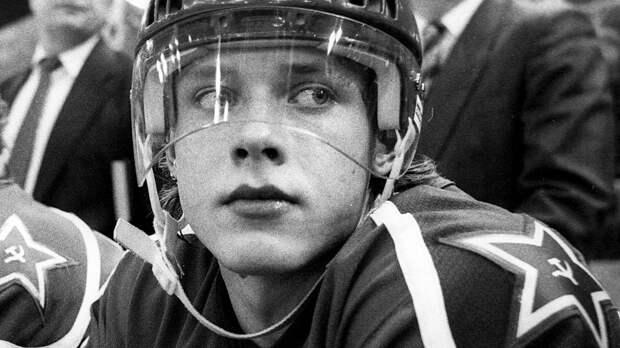 «Настоящая легенда! Великий хоккеист!» Третьяк, Фетисов и другие звезды — о Павле Буре