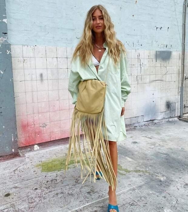 Ковбойские замашки: всем ли подойдут модные в этом сезоне вещи с бахромой