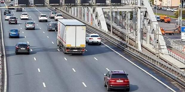90% воздействия на окружающую среду столицы оказывает транспорт