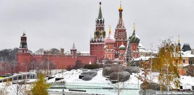 В центре Москвы 31 января ограничат движение пешеходов из-за призывов на незаконную акцию / Фото: Ю.Иванко, mos.ru