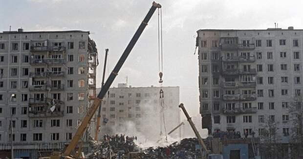 К годовщине взрыва жилого дома на улице Гурьянова в Москве