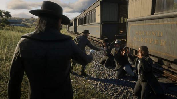 Вышел Первый Геймплейный Трейлер Red Dead Redemption 2