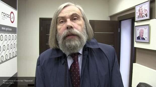 Погребинский раскритиковал Зеленского за нежелание защитить украинцев от националистов
