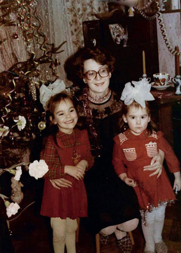 Новый год! 1980-е