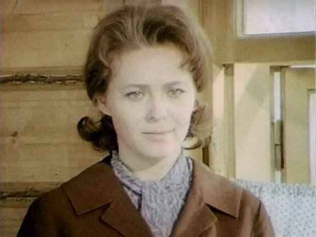 Тамара Логинова (Тени исчезают в полдень) СССР, актрисы, кино, сериалы