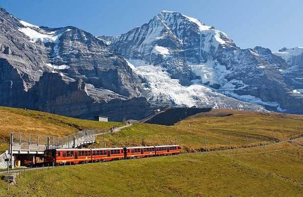 Chbahns11 Топ 5 самых необычных железных дорог Швейцарии