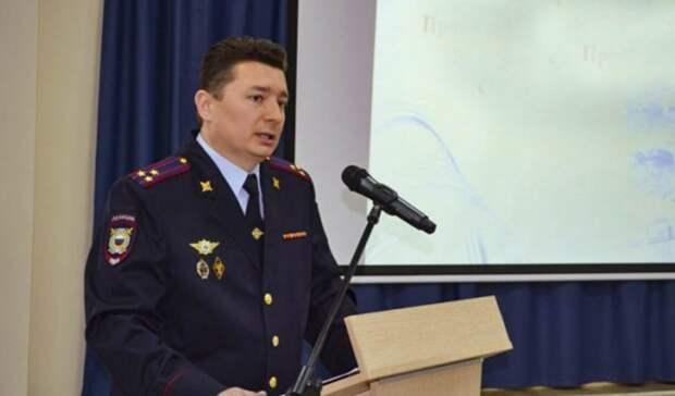 Глава полиции Оренбурга обошел стороной вопрос оприменении силы намитингах