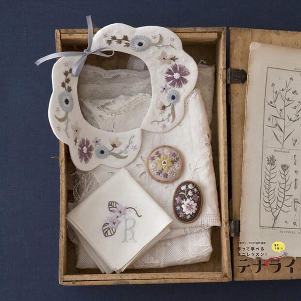 Фото - 2 Невыносимая нежность бытия: потрясающая вышивка Wakako Horai
