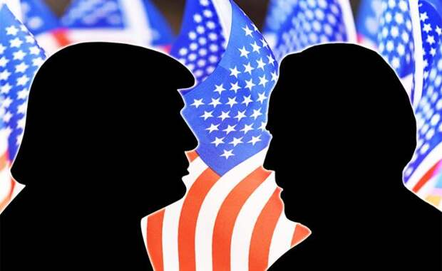 Трамп против Байдена: Русские в Нью-Йорке вспомнили о саперных лопатках