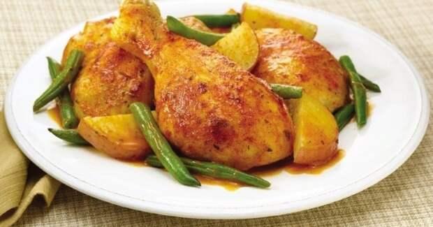 Гарнир к курице - 10 вкусных идей на каждый день