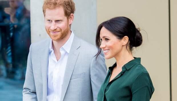 Дочь Меган Маркл и принца Гарри наконец добавили в официальный список наследников английского престола — спустя 7 недель после рождения