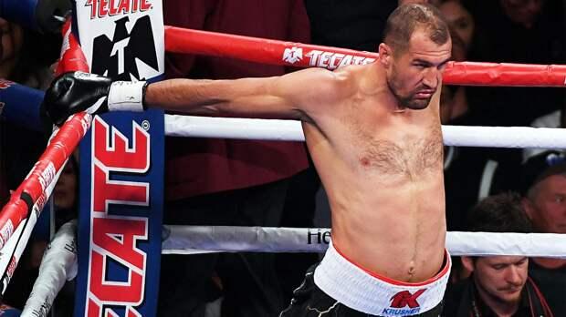 Сергей Ковалев провалил тест на допинг перед боем с Меликузиевым