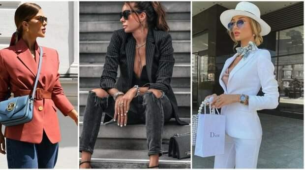 Модные пиджаки и жакеты 2020: стильные идеи для полноценного образа