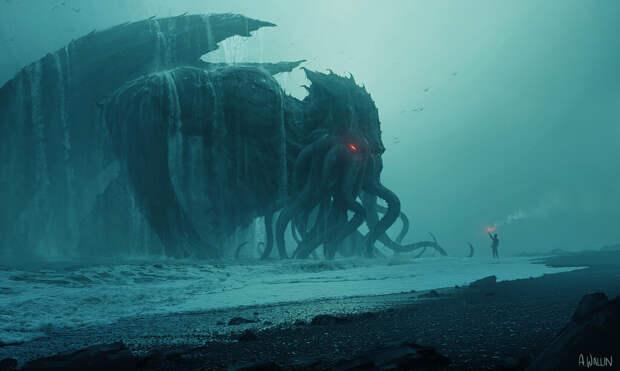 «Водяные НЛО» — загадочные и не до конца объясненные явления в Мировом океане - 1 часть
