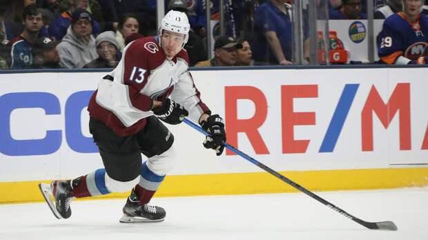 «Колорадо» выиграл у «Лос-Анджелеса», Ничушкин набрал 110-е очко в НХЛ