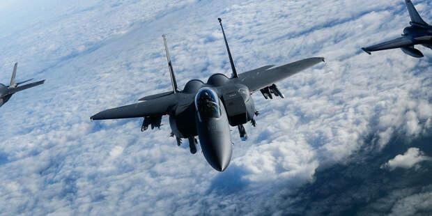 ВВС США нанесли авиаудар по САР