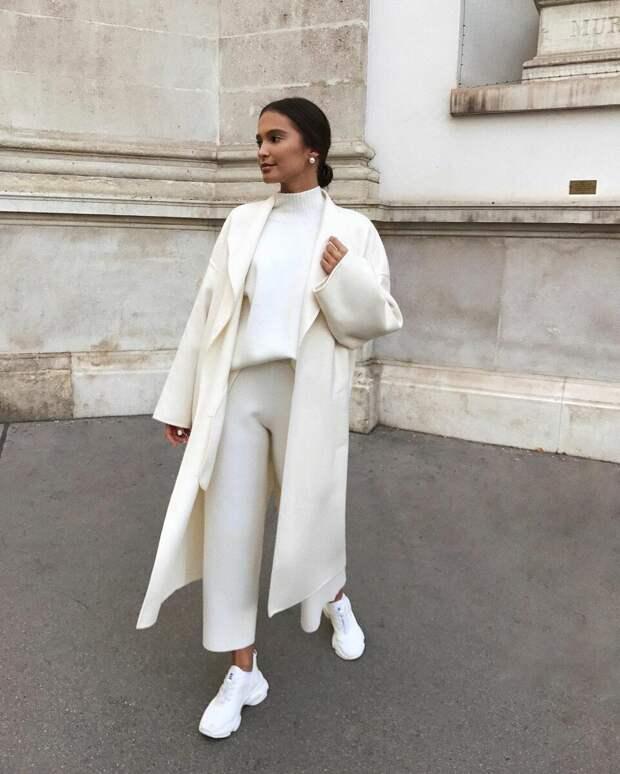 Модный спортшик: теплые и стильные образы для модниц, которые любят стиль и удобство