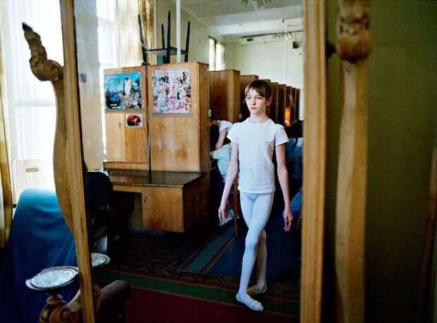 Будущее русского балета вфотопроекте американки «Отчаянно безупречные»