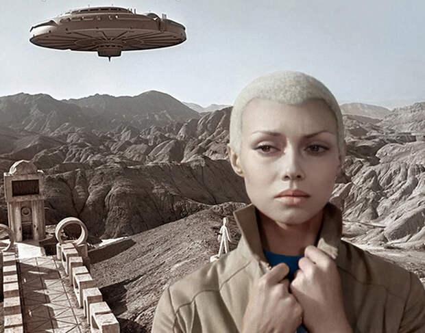 Космические женщины