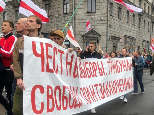 Экономика Лукашенко против оппозиционной политики